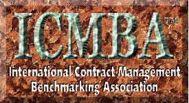 International Contract Management Benchmarking Association logo